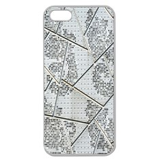 The Abstract Design On The Xuzhou Art Museum Apple Seamless iPhone 5 Case (Clear)