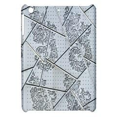 The Abstract Design On The Xuzhou Art Museum Apple Ipad Mini Hardshell Case