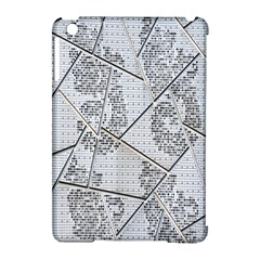 The Abstract Design On The Xuzhou Art Museum Apple Ipad Mini Hardshell Case (compatible With Smart Cover)