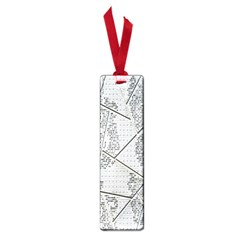 The Abstract Design On The Xuzhou Art Museum Small Book Marks
