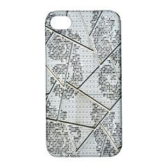 The Abstract Design On The Xuzhou Art Museum Apple iPhone 4/4S Hardshell Case with Stand