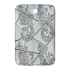 The Abstract Design On The Xuzhou Art Museum Samsung Galaxy Note 8 0 N5100 Hardshell Case