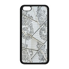 The Abstract Design On The Xuzhou Art Museum Apple Iphone 5c Seamless Case (black)