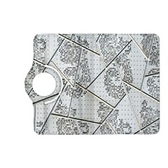The Abstract Design On The Xuzhou Art Museum Kindle Fire Hd (2013) Flip 360 Case