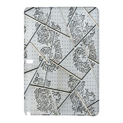 The Abstract Design On The Xuzhou Art Museum Samsung Galaxy Tab Pro 12.2 Hardshell Case