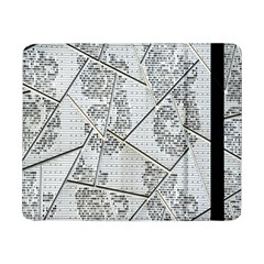 The Abstract Design On The Xuzhou Art Museum Samsung Galaxy Tab Pro 8 4  Flip Case