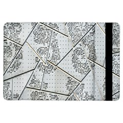 The Abstract Design On The Xuzhou Art Museum Ipad Air Flip