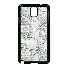 The Abstract Design On The Xuzhou Art Museum Samsung Galaxy Note 3 Neo Hardshell Case (black)