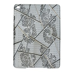 The Abstract Design On The Xuzhou Art Museum Ipad Air 2 Hardshell Cases