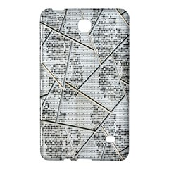 The Abstract Design On The Xuzhou Art Museum Samsung Galaxy Tab 4 (7 ) Hardshell Case