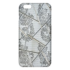 The Abstract Design On The Xuzhou Art Museum Iphone 6 Plus/6s Plus Tpu Case
