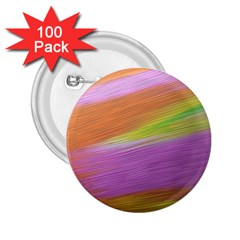 Metallic Brush Strokes Paint Abstract Texture 2.25  Buttons (100 pack)