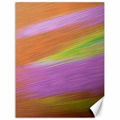 Metallic Brush Strokes Paint Abstract Texture Canvas 12  x 16