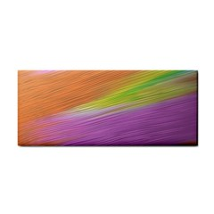 Metallic Brush Strokes Paint Abstract Texture Cosmetic Storage Cases