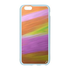 Metallic Brush Strokes Paint Abstract Texture Apple Seamless iPhone 6/6S Case (Color)