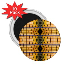 Light Steps Abstract 2.25  Magnets (10 pack)