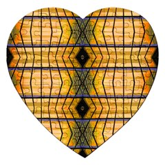 Light Steps Abstract Jigsaw Puzzle (Heart)