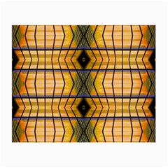 Light Steps Abstract Small Glasses Cloth