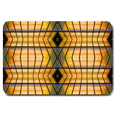 Light Steps Abstract Large Doormat