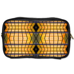 Light Steps Abstract Toiletries Bags
