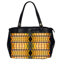 Light Steps Abstract Office Handbags (2 Sides)