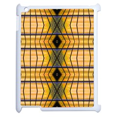 Light Steps Abstract Apple iPad 2 Case (White)