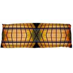 Light Steps Abstract Body Pillow Case (Dakimakura)