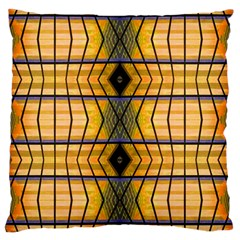 Light Steps Abstract Large Cushion Case (Two Sides)