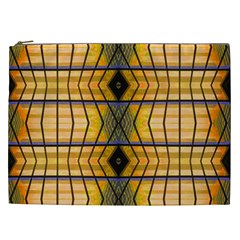 Light Steps Abstract Cosmetic Bag (XXL)
