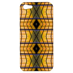Light Steps Abstract Apple iPhone 5 Hardshell Case
