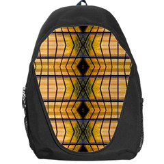 Light Steps Abstract Backpack Bag