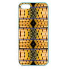 Light Steps Abstract Apple Seamless iPhone 5 Case (Color)