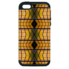 Light Steps Abstract Apple iPhone 5 Hardshell Case (PC+Silicone)