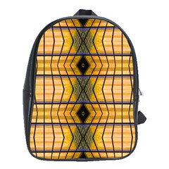 Light Steps Abstract School Bags (xl)