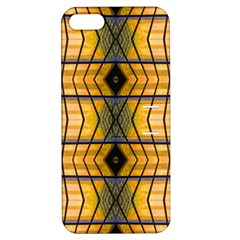 Light Steps Abstract Apple Iphone 5 Hardshell Case With Stand