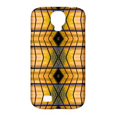 Light Steps Abstract Samsung Galaxy S4 Classic Hardshell Case (pc+silicone)