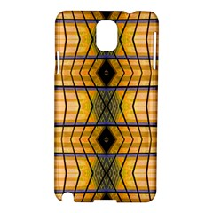 Light Steps Abstract Samsung Galaxy Note 3 N9005 Hardshell Case