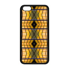 Light Steps Abstract Apple Iphone 5c Seamless Case (black)