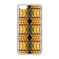 Light Steps Abstract Apple Iphone 5c Seamless Case (white)