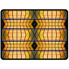 Light Steps Abstract Double Sided Fleece Blanket (large)