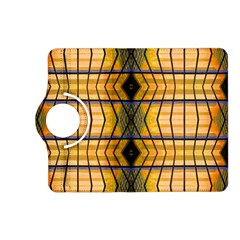 Light Steps Abstract Kindle Fire Hd (2013) Flip 360 Case
