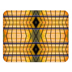 Light Steps Abstract Double Sided Flano Blanket (large)