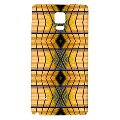 Light Steps Abstract Galaxy Note 4 Back Case