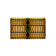 Light Steps Abstract Cosmetic Bag (xs)