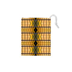 Light Steps Abstract Drawstring Pouches (XS)