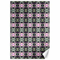Colorful Pixelation Repeat Pattern Canvas 20  x 30