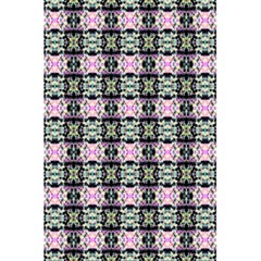 Colorful Pixelation Repeat Pattern 5 5  X 8 5  Notebooks