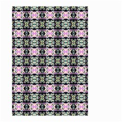Colorful Pixelation Repeat Pattern Small Garden Flag (two Sides)