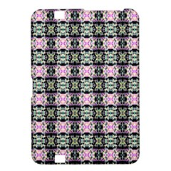 Colorful Pixelation Repeat Pattern Kindle Fire Hd 8 9