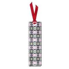 Colorful Pixelation Repeat Pattern Small Book Marks